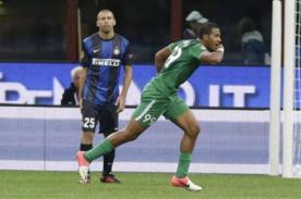 Goles del Rubin Kazan vs Inter (3-0) – UEFA Europa League - Video