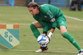 Fútbol Peruano: A Diego Penny le agrada la idea de jugar en Cristal
