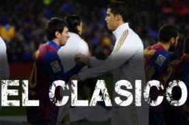 Real Madrid vs Barcelona: Superclásico en semifinales de la Copa del Rey
