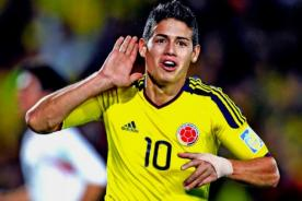 James Rodríguez: 'A Bolivia le vamos a jugar como si fuera Brasil'