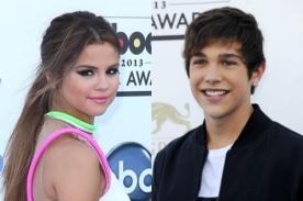 ¿Selena Gomez coqueteó con Austin Mahone en los Billboard?