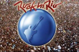 Rock in Rio: Conoce las bandas que se presentarán