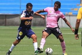 Resultado del partido Pacífico FC vs Sporting Cristal (1-1) Descentralizado 2013