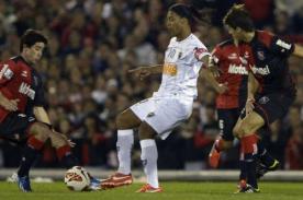 Video de goles: Atlético Mineiro vs Newell's 2-0 (3-2) - Copa Libertadores 2013
