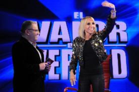 El Valor de la Verdad: Laura Bozzo se impuso a El Gran Show