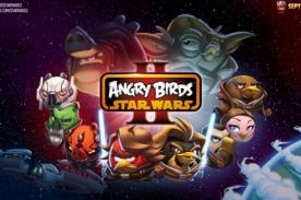 Video: Presentan segundo tráiler de Angry Birds Star Wars 2