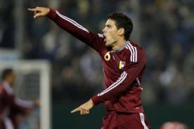 Venezuela vs Perú: Gabriel Cichero es descartado por lesión