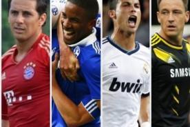 Champions League: Todos los partidos arrancan a la 1:45 de la tarde