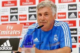 Carlo Ancelotti: No es malo que te piten. Me hace estar más motivado