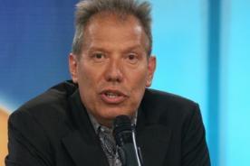 Raúl Romero se quiebra al hablar de Pedro Suárez Vértiz - VIDEO