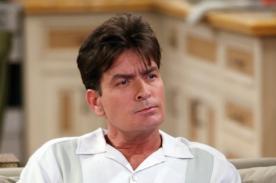 Charlie Sheen lanza mensaje esperanzador a fans de 'Two and a Half Men'
