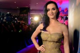 Katy Perry es feliz cuando la gente la ve sin maquillaje