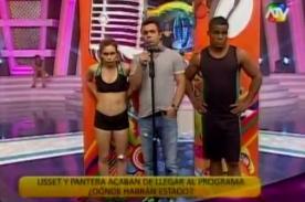 Combate: 'Pantera' Zegarra y Lisset Lanao fueron suspendido - Video