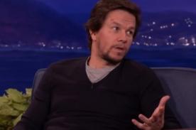 Mark Wahlberg: Voy a golpear a Harry Styles en la nariz - Video