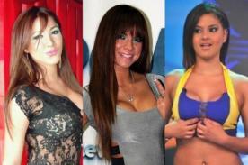 ¿Lesly Castillo, Giannina Luján y Katty García en Combate? - Fotos