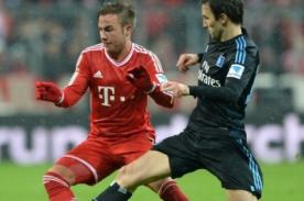 Bundesliga: Bayern vs Monchengladbach en vivo por ESPN