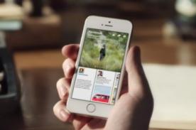 Facebook lanza nueva aplicación - Video