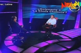 EVDLV: Roberto Martínez golpeó Ernesto Pimentel - Video