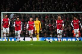 Video de goles: Bayern Munich venció 2-0 a Arsenal - Champions League