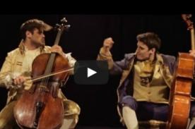 Así suenaThunderstruck de AC/DC en interpretado en violonchelos - VIDEO