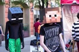 Se avecina película 'live action' de Minecraft a cargo de Warner Bros