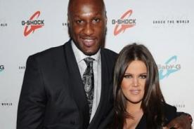 Khloe Kardashian y su ex Lamar Odom pierden objetos de valor tras un robo