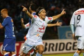 Video de goles: Real Garcilaso vs U. de Chile (1 - 2) - Copa Libertadores
