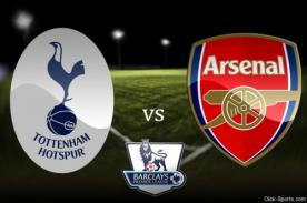 En vivo: Tottenham vs. Arsenal transmisión por ESPN - Premier League
