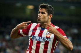 Diego Costa se lesionó y no jugaría ante Barcelona por la Champions League