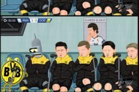 Champions League: Mira los mejores memes que dejó la jornada - FOTOS