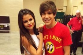 Austin Mahone se molestó con Selena Gomez porque lo dejó de seguir