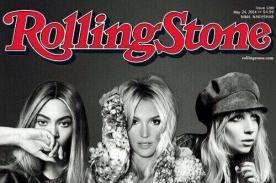 Miley Cyrus no fue elegida como una de las reinas del pop según Rolling Stones