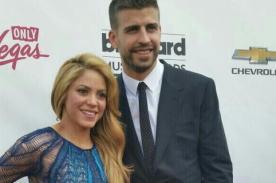 Billboard 2014 en vivo: Shakira y Piqué irradian alegría en alfombra roja