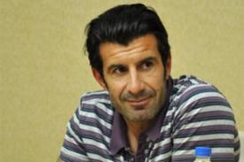 Luis Figo: ´España no tiene calidad para ganar la Copa del Mundo 2014´