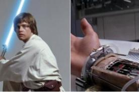 ¡Aprueban producción masiva del brazo robótico de Star Wars! - FOTOS