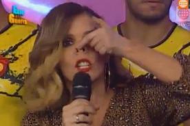 EEG: ¿Qué dijo Johanna San Miguel sobre su operación a la nariz? [VIDEO]