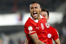Arturo Vidal sufre terrible accidente en su auto deportivo - FOTOS