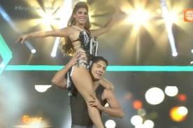 Yahaira Plasencia incendia El Gran Show con tremendos movimientos - VIDEO
