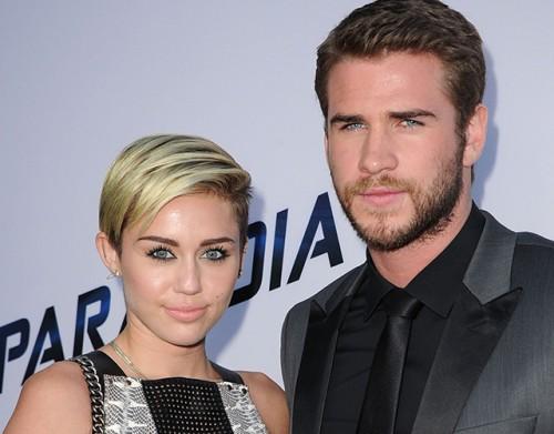 ¿Miley Cyrus vive con su novio Liam Hemsworth?