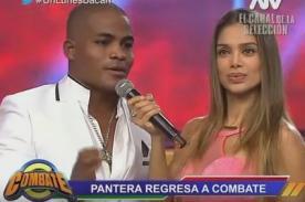 EL SALVADOR: ¡Pantera Zegarra subió el ráting de Combate hasta estos límites!