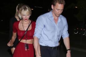 Taylor Swift y Tom Hiddleston disfrutaron concierto de Selena Gomez