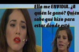 Jazmín Pinedo le dijo todo esto a Alejandra Baigorria por traicionera