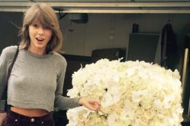 ¿Taylor Swift le escribe canción a Tom Hiddleston?