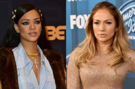¿Rihanna dejo de seguir a Jennifer Lopez por Drake?