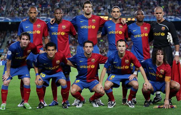Barcelona: Messi anota en goleada ante el Valladolid