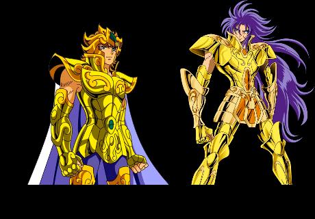 Caballeros del Zodiaco: ¿Quién es más fuerte? ¿Aioria de Leo o Saga de Géminis?