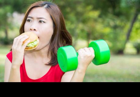 Los 6 errores más comunes a la hora de hacer una dieta para bajar de peso