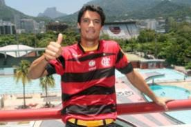 Fútbol Brasileño: Flamengo presentó al chileno Marcos González