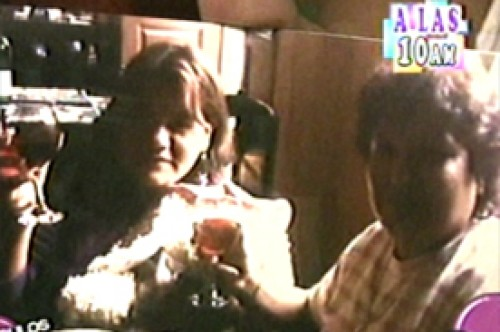 Abencia Meza mantuvo relación con Clarissa Delgado según nuevas fotos