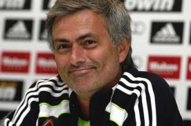 José Mourinho: No pienso en sacarle 15 puntos al Barcelona